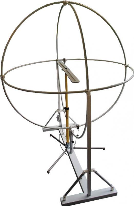 Van Veen 3D Loop Antenna, CISPR 15