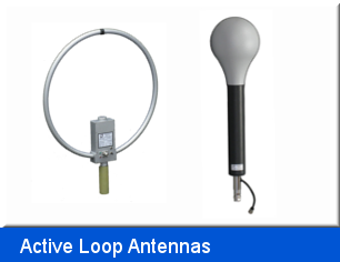 Active Loop Antennas