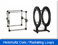 Helmholtz Coils /Radiating Loops